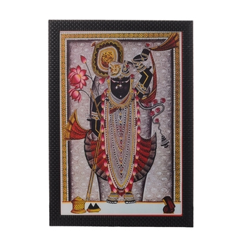 Balaji Satin Matt Texture UV Art Painting