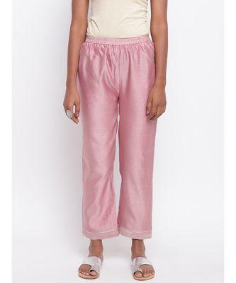 Pink Gota Pant