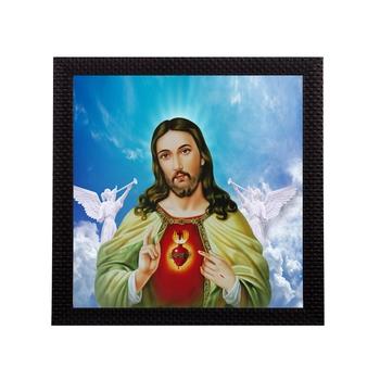 Lord Jesus Satin Matt Texture UV Art Painting