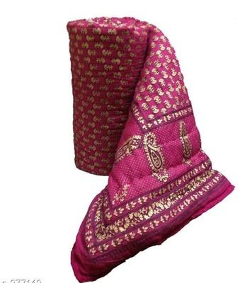Jaipuri Traditional Print Qulit