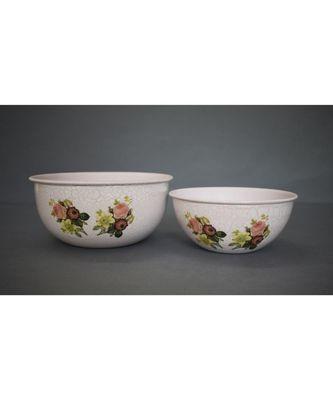 Pink Bowl Set