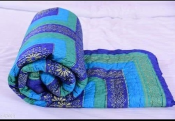 Jaipuri Traditional Print Cotton Rajai