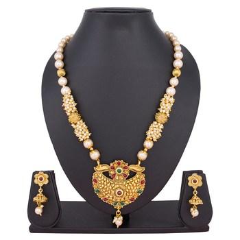 White emerald necklaces