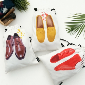 MEN'S SHOE BAGS {triple score}