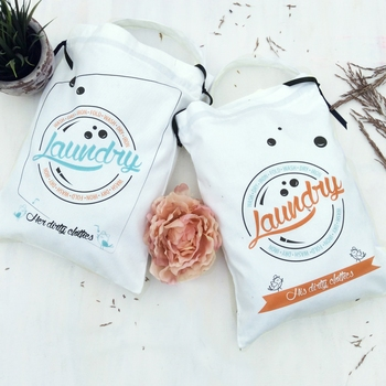 TRAVEL LAUNDRY BAGS