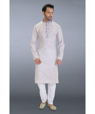 multicolor printed cotton kurta pajama