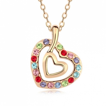 Multicolor pendants
