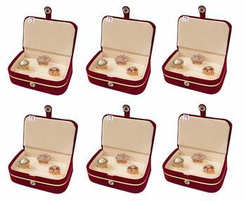 White jewellery-box