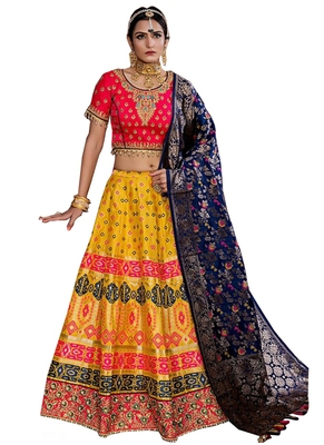 Yellow plain