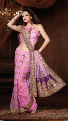 Designer Sari Nimmy 6004A