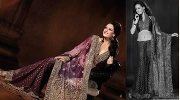 Designer Sari Nimmy 6005C