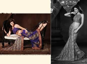 Designer Sari Nimmy 6010A