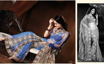 Designer Sari Nimmy 6011C