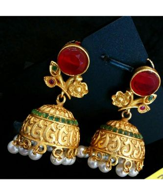 Gorgeous antique earrings