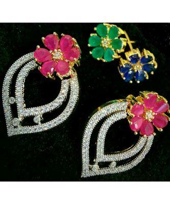 Gorgeous changeable earrings
