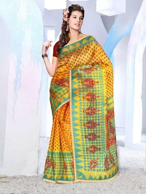 Designer SuperNet Sari magic1003