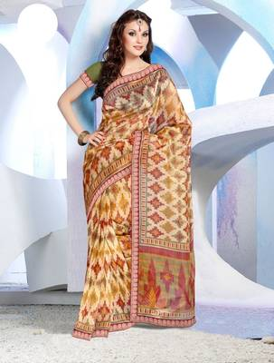 Designer SuperNet Sari magic1007