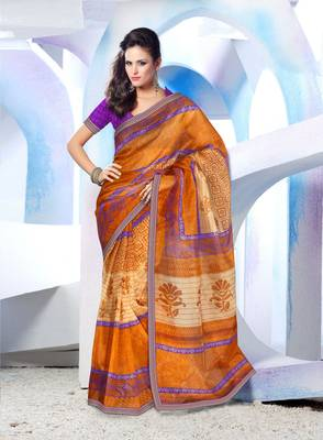 Designer SuperNet Sari magic1018