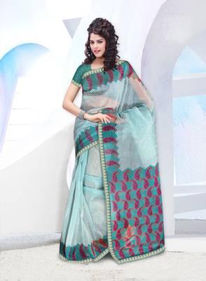 Designer SuperNet Sari magic1024