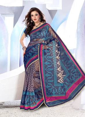 Designer SuperNet Sari magic1025