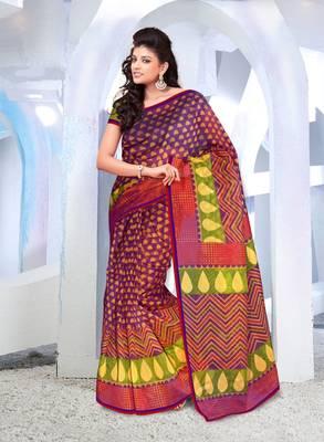 Designer SuperNet Sari magic1027