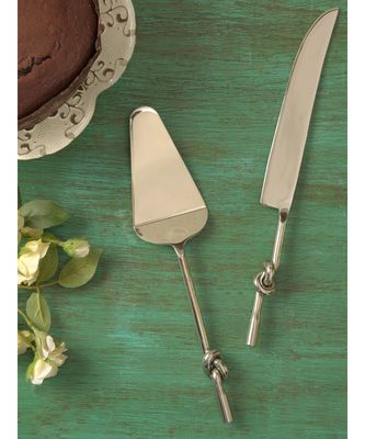 Color Palette Stainless Cake Server