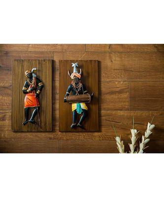 Tribal Couple Dance Pair