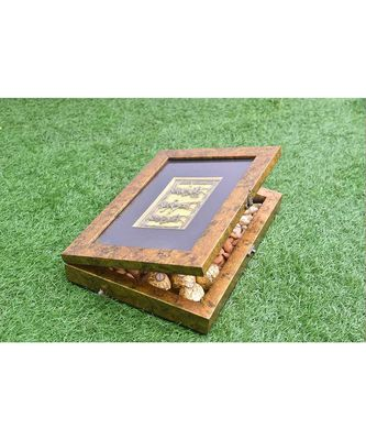 Dry fruit Box With Four Partation