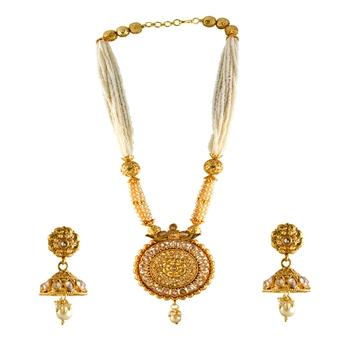 White agate jewellery