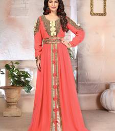 Woman Moroccan Style Clothing