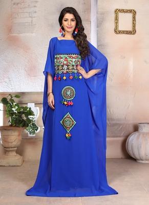 Woman Georgette Islamic Clothing