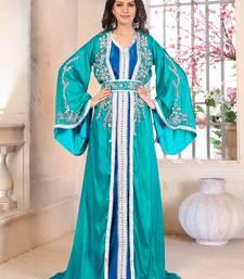 Woman Moroccan Dress