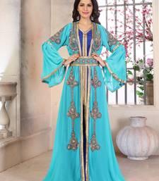 Woman Moroccan Kaftan Wedding