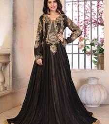 Woman Georgette Maxi Style Kaftan