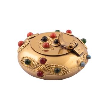 Brass Round Ash Tray