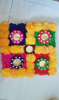 multicolor Beautiful Candle holder