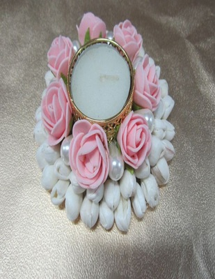 pink Beautiful Candle holder