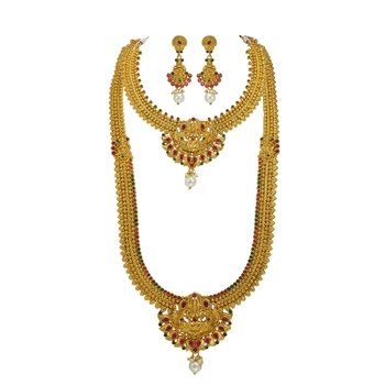 GOLD PLATED COMBO SET