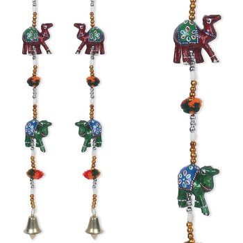 Handcraft Rajasthani Camel Door hanging - set of 2