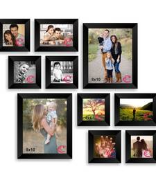 Memory Wall Collage Photo Frame Set of 10 individual photo frames