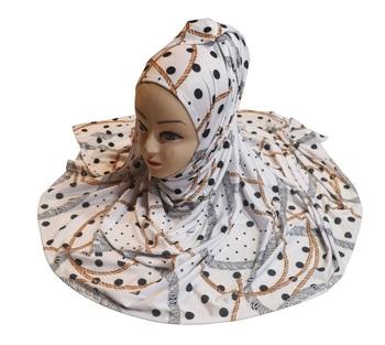 Justkartit Women's Jersey Stretchable Material Printed Hijab Scarf Dupatta