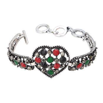 White pearl bracelets