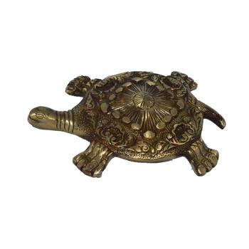 Brass Fend-Shui Tortoise