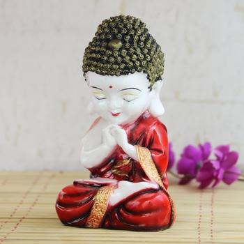 Praying Monk Buddha