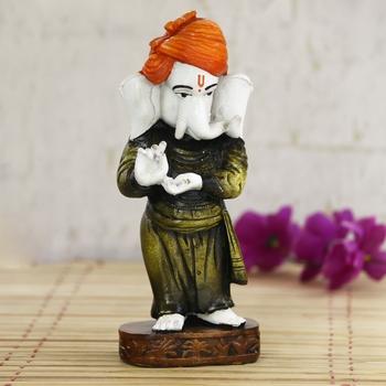Lord Ganesha statue Decorative Showpiece