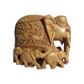 Jumbo Elephant Family(Seven)