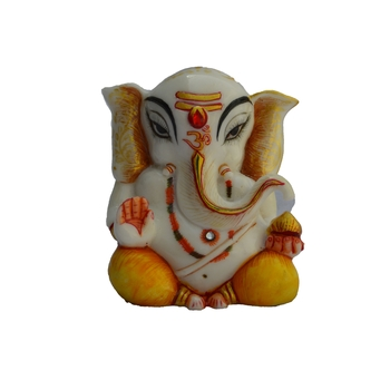 Pleasing Lord Ganpati Statue