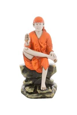 Premium Figurine of Sai Baba