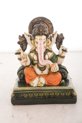 Premium Figurine of Blessing Lord Ganesha