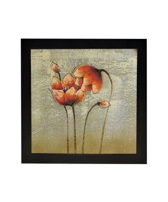 Original Handmade Oil Painting On Canvas Framed